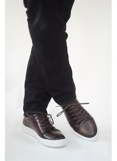La scada Kahverengı Erkek Casual Ayakkabı Tp1013 Kahve